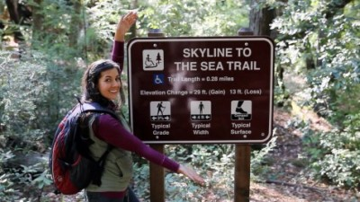 Hikers' Bus: Skyline to the Sea Trail