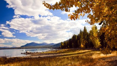 Lake Tahoe Autumn
