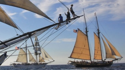 History Ahoy: Tall Ships on the Horizon
