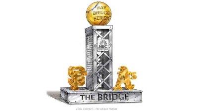 Bay Bridge Series: Giants, A's Play For 'The Bridge' Trophy