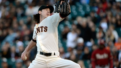 Lincecum Quality, But Giants Fall to D'backs
