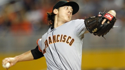 Big Inning Dooms Lincecum, Miami Wins