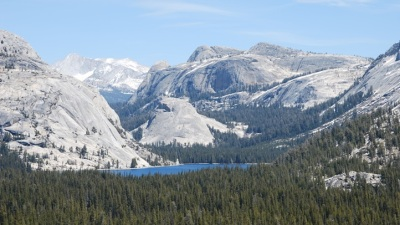 So Long, Snowpack: Tioga Road Opens
