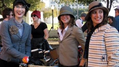 The Tweed Ride