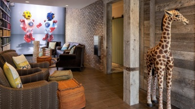Santa Barbara Cool: The Funk Zone's Funky New Hostel