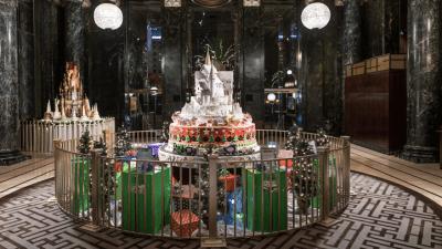 Westin St. Francis: Castles Made of Sugar