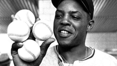 Willie Mays to Receive Presidential Medal of Freedom