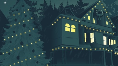 Winchester Mystery House's 13 Days of Christmas