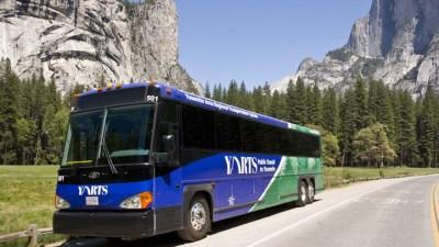 Free YARTS to Yosemite: Hop Aboard
