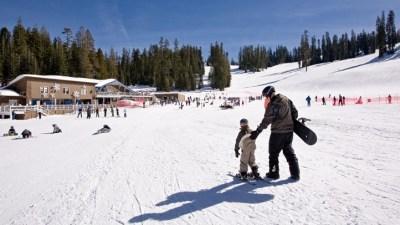 Yosemite Skiing: Season Pass Deal