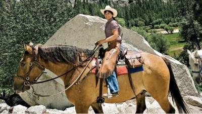 Horseback Riding Through Yosemite Backcountry