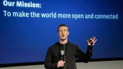 Zuckerberg Tells Silicon Execs to Go Abroad