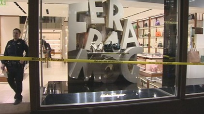 $10K Worth of Merchandise Stolen at Ferragamo Store