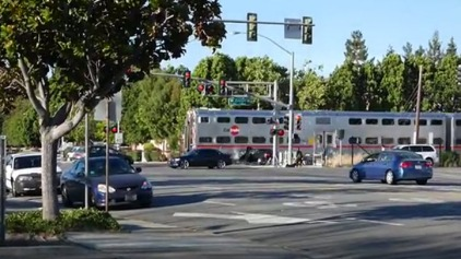 WATCH: Driver Pulled From Car Before Caltrain Crash