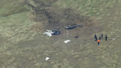 Plane Crashes Heading to Reid-Hillview; Pilot Dead