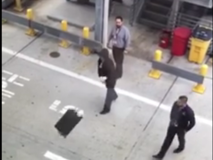 Video Shows Baggage Handlers at SJC Tossing Luggage