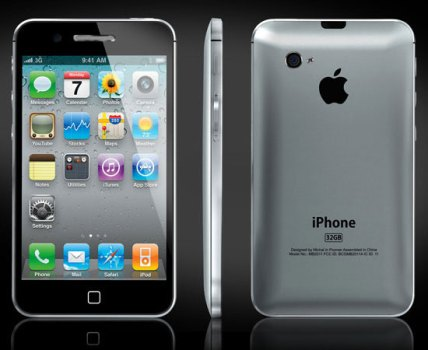 iPhone 5 Due in October (Maybe)