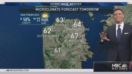 <p>Warmer weather on the way.  Chief Meteorologist Jeff Ranieri tracks increasing wind and when 80s return in your Microclimate Forecast.</p>
