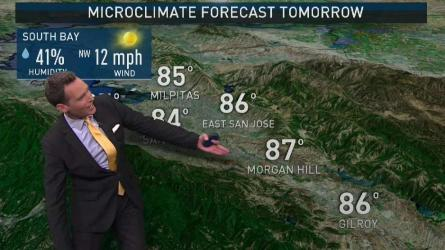 <p>Warm high pressure that brought the heat will begin to weaken and allow cooling temps.  Chief Meteorologist Jeff Ranieri shows you how much cooler into the weekend and when clouds increase in your Microclimate Forecast.</p>