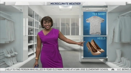 <p>Another chilly start to the morning but a warm afternoon on the way. Meteorologist Kari Hall has details in the Microclimate Forecast.</p>