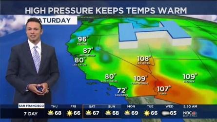 Meteorologist Anthony Slaughter has your Thursday, June 30, 2016 forecast.