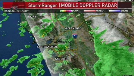 <p>The latest storm will bring times of rain to the Bay Area today. Meteorologist Kari Hall has details in the Microclimate Forecast.</p>