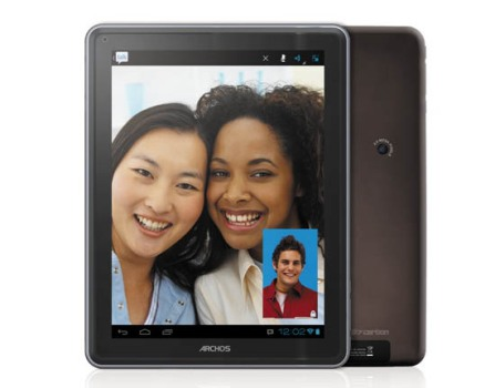Archos Tablet Has Ice Cream Sandwich for Only $250
