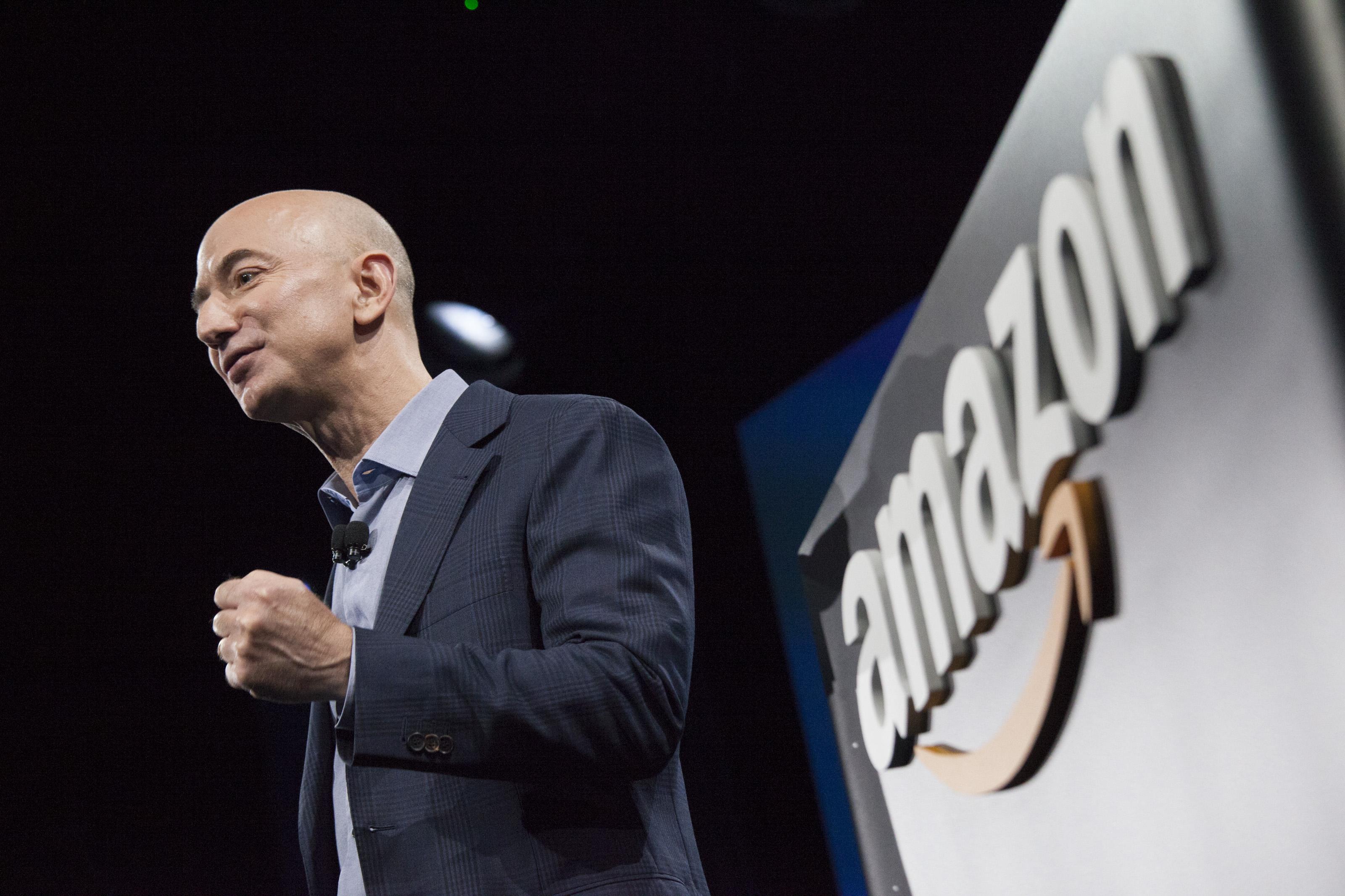 Jeff Bezos Is the World's Richest Man