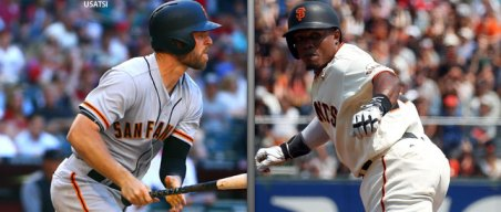 Report: Two Giants Hitters Elect Free Agency