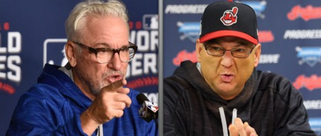Cubs, Indians Name Starting Pitchers for Game 1 of World Series