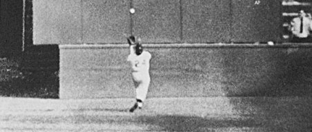 This Day in MLB History: Mays Snares 'The Catch' in 1954 Series