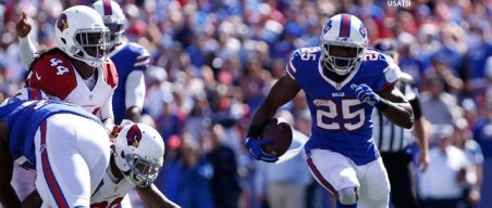 McCoy, Bills Hand Cardinals Their Second Loss of the Year