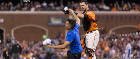 Giants' Buzzard Luck Suddenly Turning Into a Swan