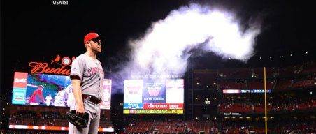 Reds Manager Angry Over 'ridiculous' End of Cardinals Win