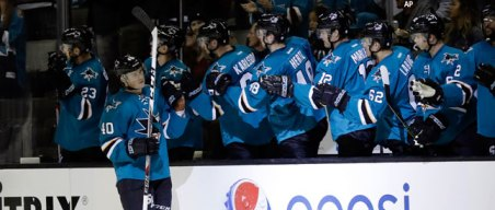 Instant Replay: Sharks Score Early in OT, Beat Coyotes