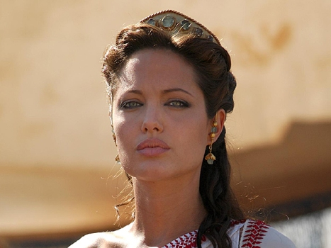 "Paul Greengrass ThisClose to Directing Angelina Jolie in ""Cleopatra"""