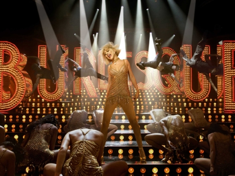 "Aguilera's ""Burlesque"" Trailer Evokes Haunting Memories of ""Showgirls"""