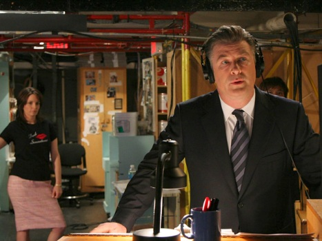 "NO!  Baldwin Tells CNN He's Leaving ""30 Rock"" In 2012"