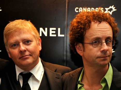 """Kids in the Hall"" Alums Foley and McDonald Reunite"