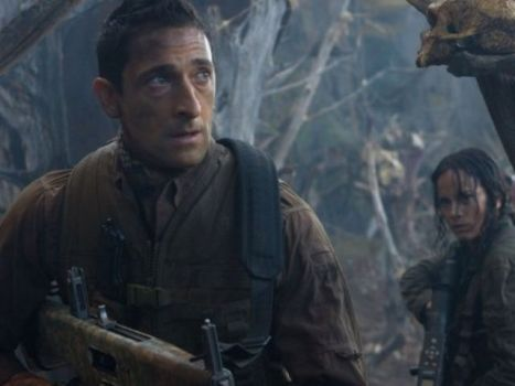 "Adrien Brody Bulked Up (and Begged) For Manly ""Predators"" Role: Producer"