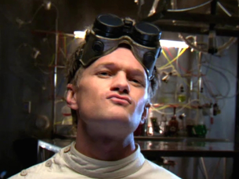 "NPH Angling for ""Dr. Horrible"" Feature Film Role"
