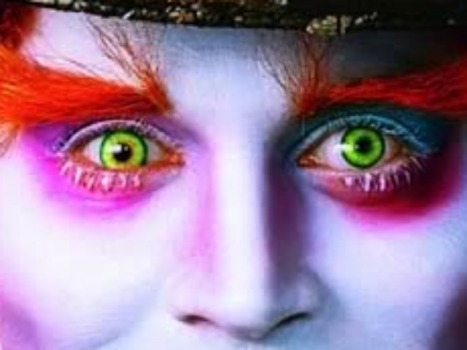 """Alice"" Secret: Johnny Depp Had Effects-Enlarged Eyes"