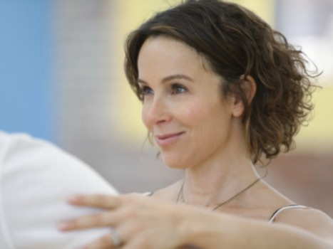 "Jennifer Grey Could Put Competition in Corner on ""DWTS"""