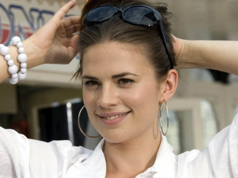 Whoops -- Hayley Atwell, Not Alice Eve, Will Be Captain America's Gal