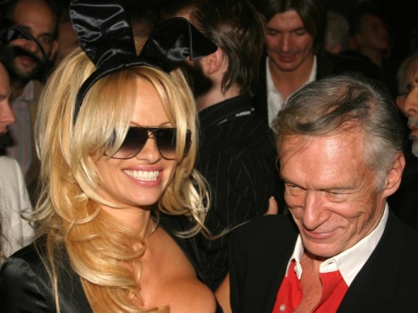 "Hugh Hefner: A Sign of the Growing Audience On ""DWTS"""