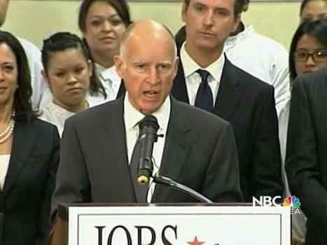 "Three Faces: Jerry Brown and Taking the Budget ""To the People"""