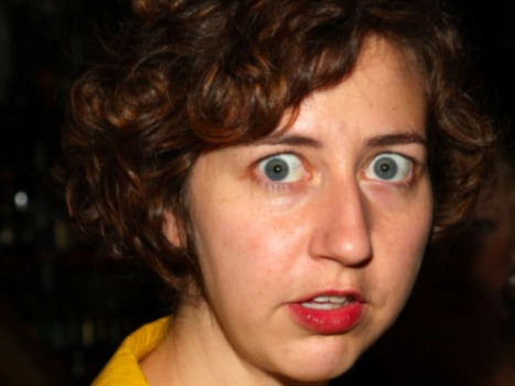 Call Kristen Schaal a Schmuck at Your Own Peril