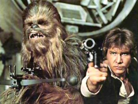 Prepare for Ground Assault: Star Wars Films To Be Released on Blu-ray