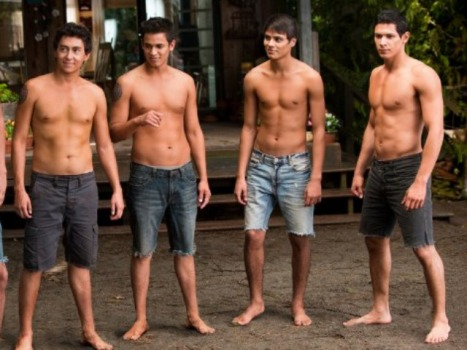 "The New Star in the ""Twilight"" Audience: The Dudes"