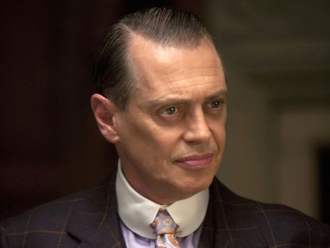 """Boardwalk Empire"" Earns Best Drama, and Best Actor for Steve Buscemi"